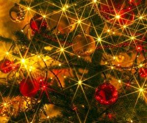 Shiny Christmas Wallpaper