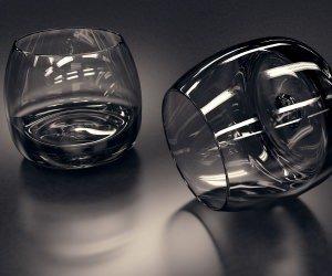 Monochrome Glasses Wallpaper