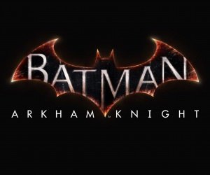 Batman: Arkham Knight Logo Wallpaper