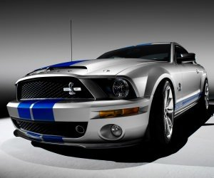 Shelby Mustang GT500KR Wallpaper