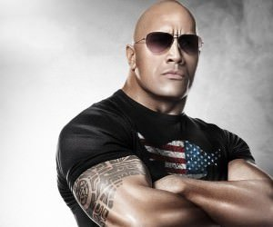 Dwayne Johnson The Rock Wallpaper