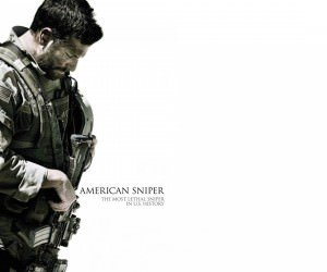 Bradley Cooper As Chris Kyle in American sniper Wallpaper