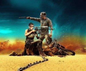 Mad Max: Fury Road Movie (2015) Wallpaper