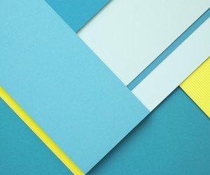 Google Material Design Wallpaper