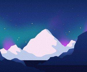 Alaska (The Silver Seas album cover) Wallpaper