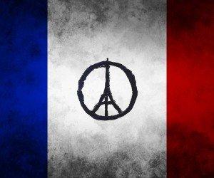 Pray For Paris Wallpaper
