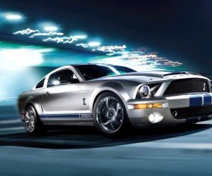Ford Mustang Shelby GT500KR Wallpaper