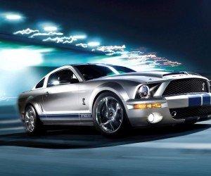 Ford Mustang Shelby GT500KR Wallpaper